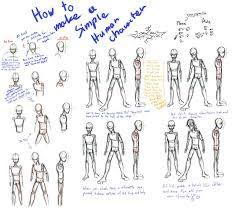 toryturial how to make a simple character by lightbluesskrill on