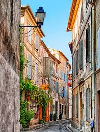 old street in saint rémy de provence france by philhaber