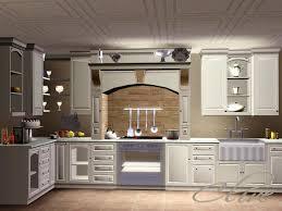 Sims 3 Kitchen Ideas Clive Kitchen By Shino Tsr Ts3 Kitchen Stuff Pinterest Sims