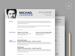 Free Resume Template Design Visual Resume Template Word Free Creative Templates Format