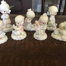 best precious moments age figurines set for sale in calgary