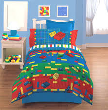 Lego Bedding Set Lego Bedding Legos Make And Create Bedding Set Single