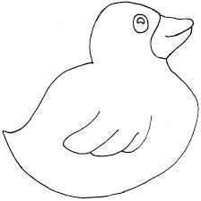 drawn night rubber duck pencil and in color drawn night rubber duck