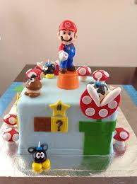 mario cakes mario bros cake