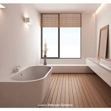 ancora luxury designer wall mounted acrylic bath designer