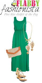 Kelly Green Maxi Dress Plus Size Of The Day Kelly Green And Gold Flabby