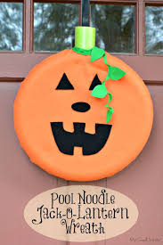Pool Noodle Decorations 68 Best Pool Noodle Halloween Decorations Images On Pinterest