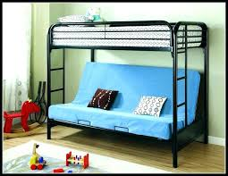 Bunk Bed With Futon Bottom Futon Bunk Bed Top Wooden L Shaped Bunk Beds With Space