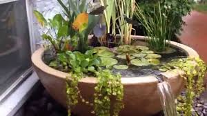 how to make a small how to make a small area beautiful with a water feature or pond