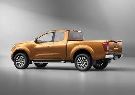 yellow nissan truck 2015 nissan np300 navara debuts with savannah yellow the earth