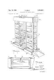 patent us3483653 multilevel toy parking garage google patents patent drawing