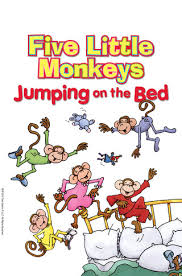 No More Monkeys Jumping On The Bed Song Five Little Monkeys Jumping On The Bed Farfaria