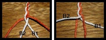 tutorial 4 strand braid backstrap weaving