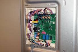 how to replace a refrigerator electronic control board repair