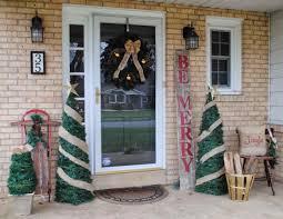 ideas rustic front door decorations present the spirits