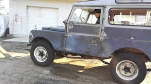 land rover series 1 land rover series 1 1957 youtube
