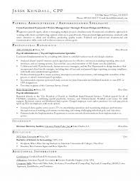 Administrative Resume Example by Administrator Resume