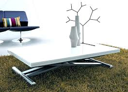 adjustable height side table the interesting style of the adjustable height coffee table