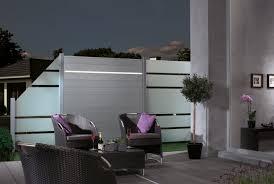 Trennwand Garten Glas Sichtschutz Alu Glas Kreative Ideen Für Ihr Zuhause Design