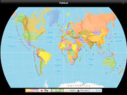 worlds rivers map world maps free app of the day kidstechmom