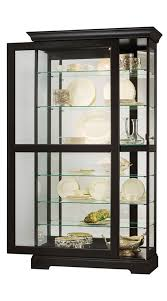 glass shelves for china cabinet contemporary curio cabinets six glass shelf for 10 1000keyboards com