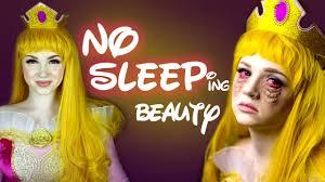 no sleeping beauty makeup tutorial glam u0026 gore disney princess