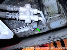 porsche cayenne water pump replacement 2003 2008 pelican parts