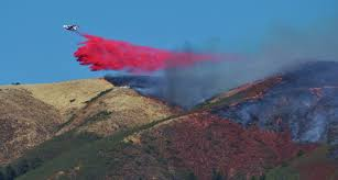 Wildfire Near Reno by Wildfires Grow In Big Sur Near Carmel And Southern California Sfgate