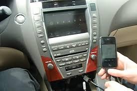 lexus 2007 es 350 bluetooth and iphone ipod aux kits for lexus es 2007 2012 gta