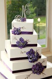 how much is a wedding cake best 25 blue square shaped wedding cakes ideas on