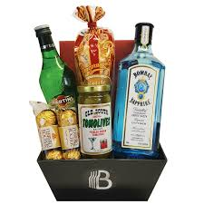 Housewarming Gift Ideas For Guys by The Classic Martini Gift Basket The Brobasket Amazing Gifts