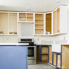 how to build base cabinets out of plywood how to build cabinets houseful of handmade