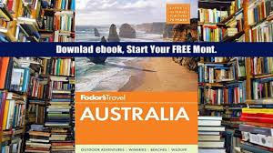 audiobook fodor s australia full color travel guide fodor s