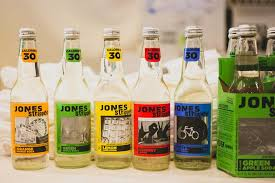 jones soda goes diet launches stripped soda and sparkling water