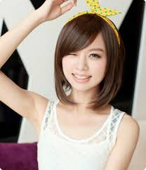 hairstyle for round face asian best haircut for round face asian