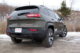 cars jeep 2016 2016 jeep cherokee trailhawk review autoguide com news