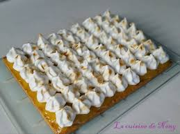 cuisine tarte au citron tarte au citron meringuée noix de coco la cuisine de nany