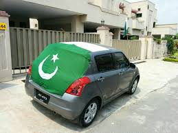 Pakistan Flag Picture Pakistan Lovers Cars Decoration On Independence Day U2013 Hd