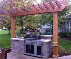 Patio Grill Sanford Traditional Patio Grill Pergola Ideas Picture My Great Outdoors