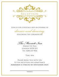 sle wedding invitations wording exles of wedding invitation wording hosted by and groom 4k