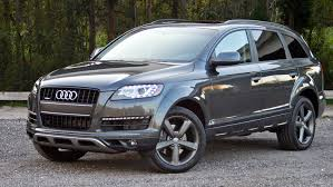 Audi Q7 Suv - 2015 audi q7 driven review gallery top speed
