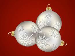 silver balls vector graphics freevector