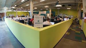 why we love our open office layout greentown labs