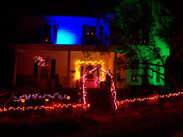 Best Decorated Houses For Halloween 100 Ideas Best Halloween Decorations For House On Www Weboolu Com
