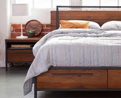 Dania Bed Frame Insigna Bed Beds Scandinavian Designs