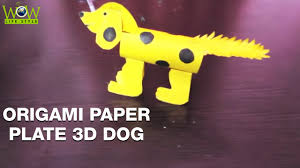 how to make paper dog easy diy crafts ideas crafts for kids