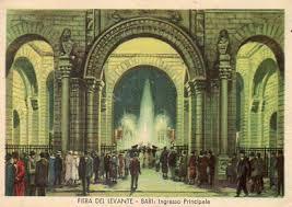 ingresso fiera levante bari fiera levante cartoline d epoca 皓 vitoronzo pastore