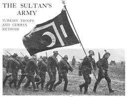 Ottoman Army Ww1 The Sultan S Army Turkish Troops German Methods