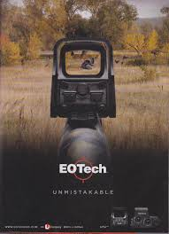 a turkey shoot with eo tech selling the second amendment by