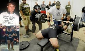 Combine Bench Press Record Nfl Combine Weight Lifting Records
